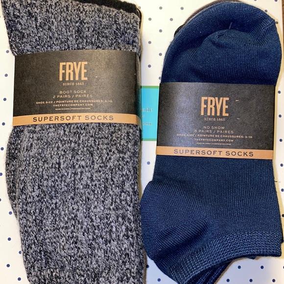 Frye Sock Bundle (7 Pairs)
